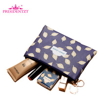 Custom Made Portable Makeup Bag Folding Cosmetic Case