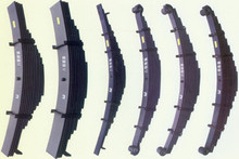 different types of leaf springs