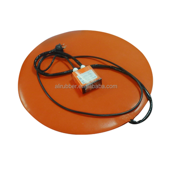 Waterproof Silicone Rubber Heater Heating Pad/Blanket For Battery
