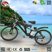 250W mid drive motor bike electric mountain bicycle with conversion kit