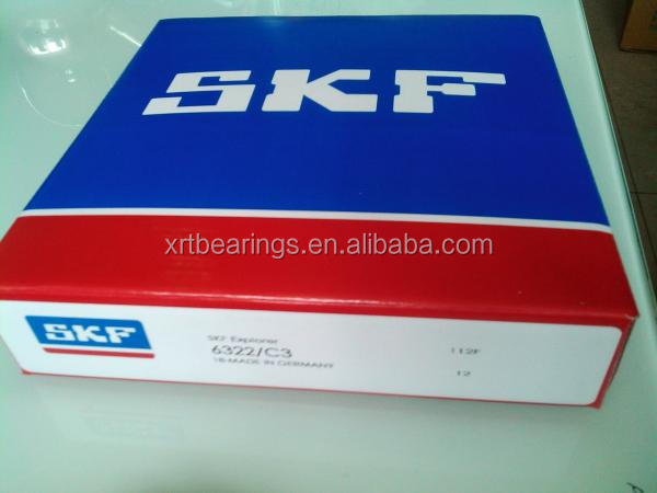 SKF 6322-C3 Original Deep Groove Ball Bearing SKF 6322/C3