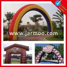 hot sell led inflatable entrance arch inflatable Custom Design inflatable arch