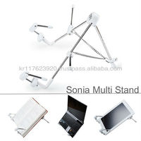 Metal book stand holder (BNS-102N)