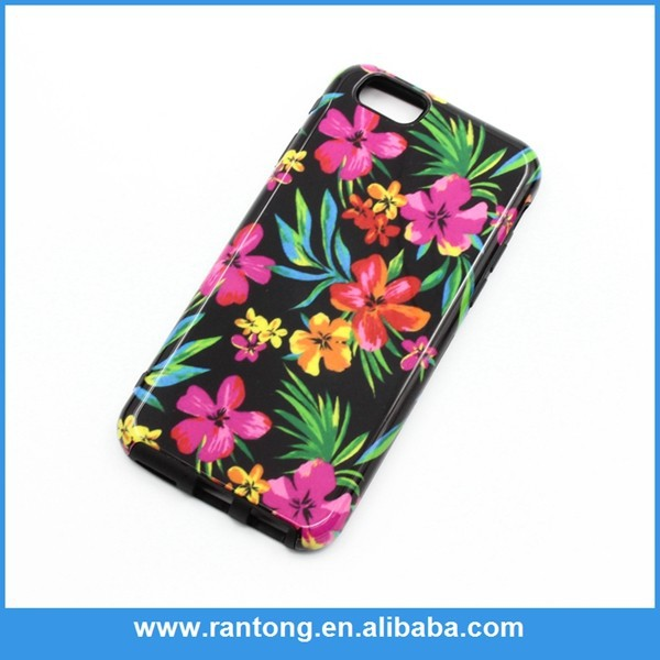 Factory supply originality 2in1 cell phone case for iphone4 2015