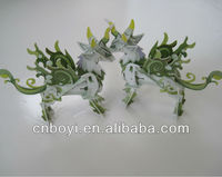 New Hot Selling Motor Dragon Model 3D PP Puzzle