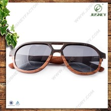 2017 fashionable natural bamboo sunglasses uv400 Lenses wood sunglasses for women wholesale sunglasses