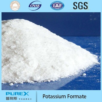 drilling oil chemical low price potassium formate manufacturer