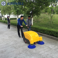KW-1000B Electric Push Type Small Street Sweeper