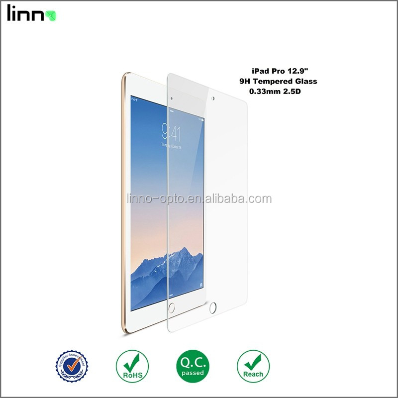 Premium Tempered Glass Screen guard For Apple iPad 2 3 4 iPad air iPad mini Protector Toughened protective film