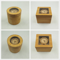 Watch Box Luxury Wooden Box Personalized Custom High end popular wathch packaging bamboo watch box