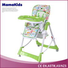 multi-function baby high chair 3 in 1 plastic dinning chair for <strong>kids</strong>
