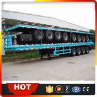 Low Price Container Transport 4 Axles