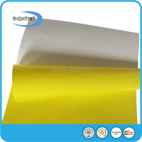 colorful high quality self adhesive pvc in rolls