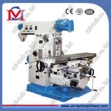 Industrial outstanding bed type milling machine