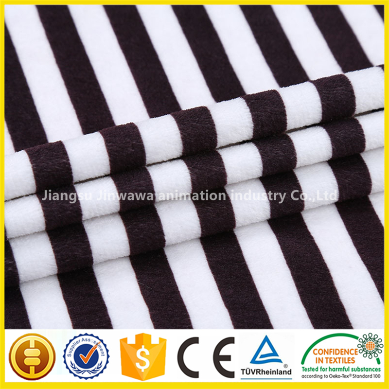 good quality 100% fdy polyester velboa fleece for safa fabric Factory wholesale