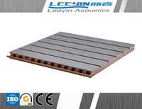 Acoustic panel fireproof insulation board for playground indoor