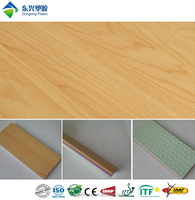 Maple pvc sports flooring used for basketball court