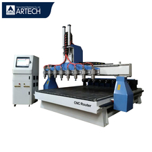 experienced manufacturer Multi-Spindle High Speed Woodworking CNC Router SY1325