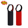 New style neoprene thermal insulation water bottle tote with handle