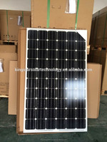 New brand 2017 photovoltaic solar panels 65w of China National Standard