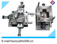 Injection mould for plastic products