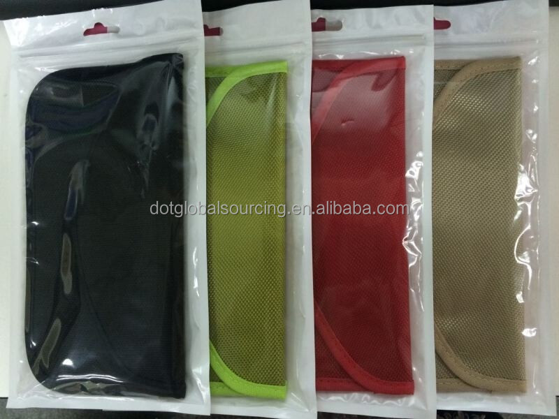 Multicolor Waterproof Nylon Useful Smar Phone Cell Phone Signal Shielding Pouch Bag
