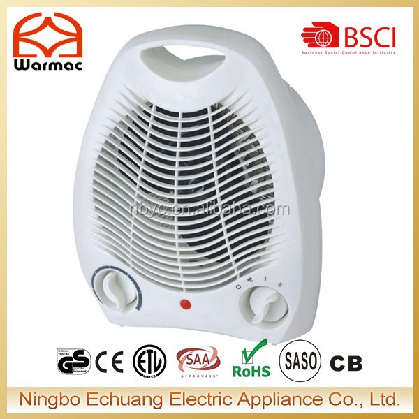 desktop high quality electric fan heater 2000W Item FH01