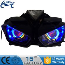scooter tail light small headlights for motorcycle u7 led motorcycle lighting