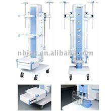 Medical Gases Supply Surgery Column Trolley