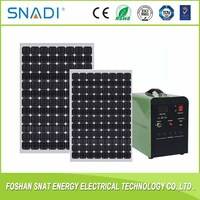 2016 Flexible home use Solar Panels System with Manufacturer price