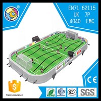 hot products toys for boys electronic foosball table with electronic scoring