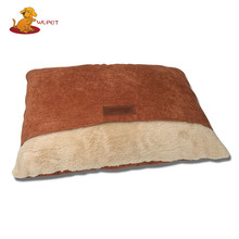 Hot Sale Best Quality High Credibility Dog Bed Pillow With Soft Plush