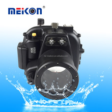 Meikon Underwater camera Housing case 40m/130ft Diving Kit waterproof housing bag for Canon 550D
