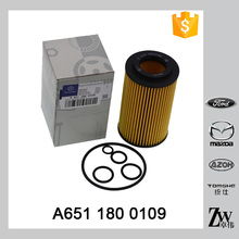Best Quality Auto Parts Lube OEM Code A651 180 0109 A6511800109 oil filter