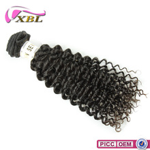 Below 18 Young Girls Virgin Human Hair,Kinky Curly Chinese Hair Extension