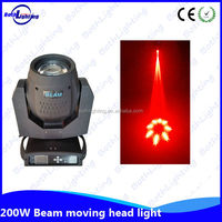 china top ten selling products led moving head / led sharpy moving head beam light