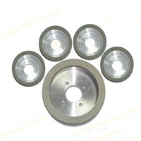 Ceramic bond diamond&CBN grinding wheel cup wheel