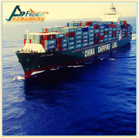 Most favorable freight forwarder from China to Southeast Asia