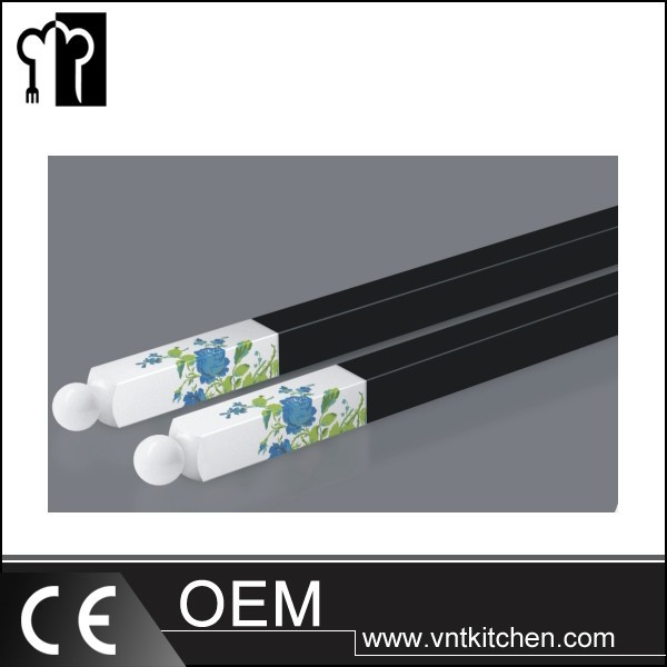 VNTZ047 Ceramics Alloy Chopsticks