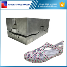 Point Print Shoe Mould Making Slipper Sandal Mold for CNC Machine