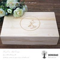 HONGDAO wooden box ,wooden box usb flash drive,wooden box with magnet