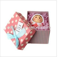 small and cute baby shoe box,shoe packaging box for baby