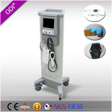 40.68mhz Themage Non-invasive Fractional rf microneedle machine!! best rf skin tightening face lifting machine for sale!!(R80)
