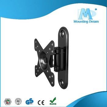 "Mounting Dream Full-motion Tilting Swivel Heavy-duty Good quality cheap TV wall mounts TV brackets Fits for 10-32"" TVs"