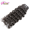 xbl new arrival hot selling human hair virgin jerry curl weave extensions human hair
