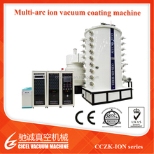 CCZK vacuum physical vapor deposition (pvd) thin film coating system, equipment, machine, production line