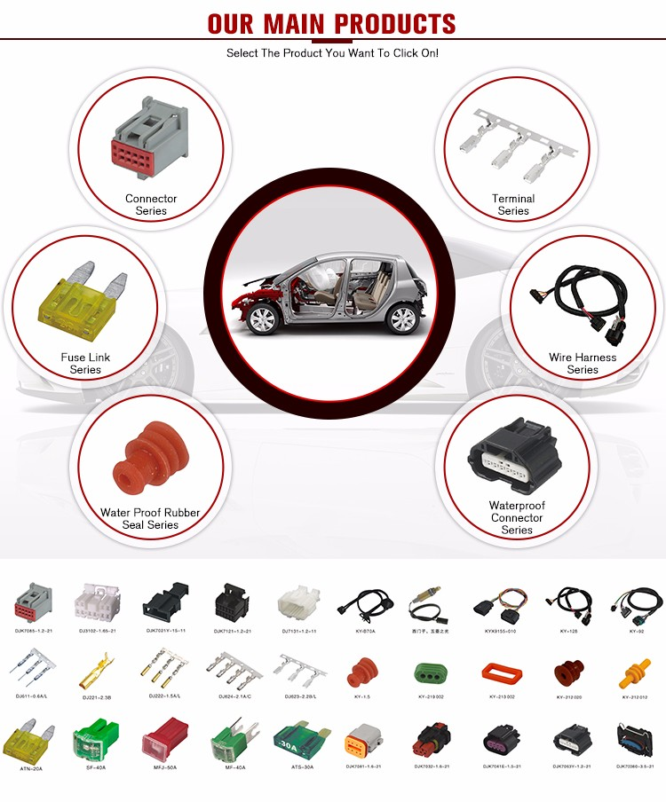 Accept Custom Hot Selling Good Quality Quick Electrical Connector