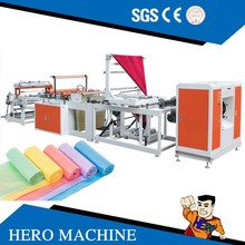 Ideal equipment SJ-45 Three -layer Common extrude PE film blowing machine for bag making