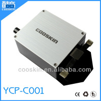 Energy saving self-cooling chill pump for laptop