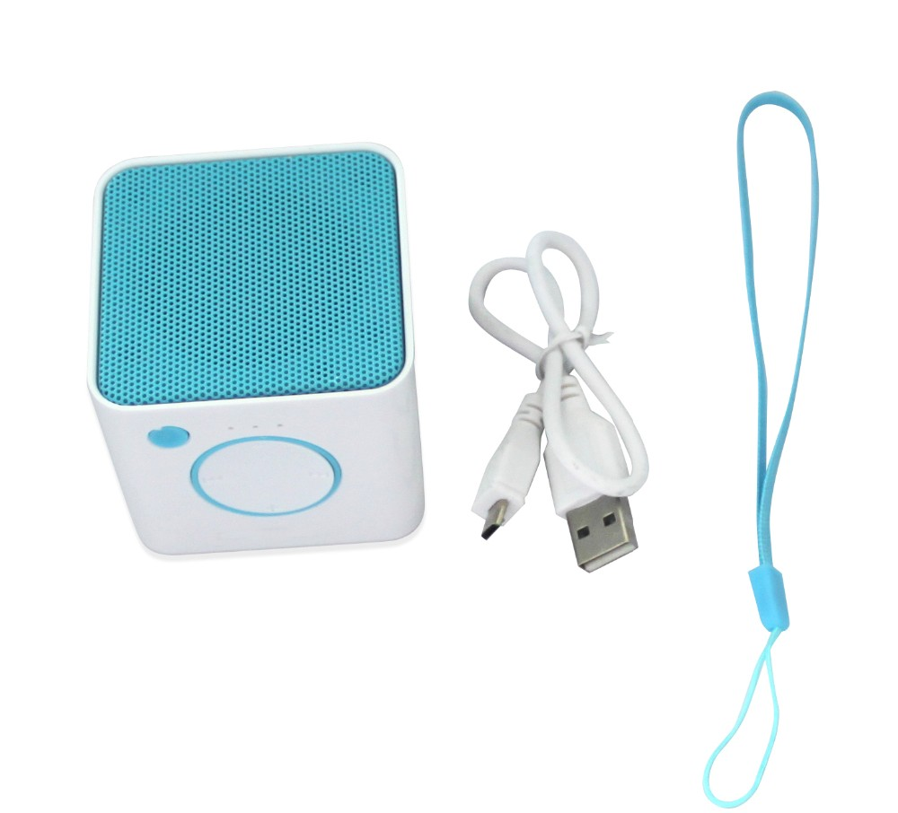 New arrival Small Square Bluetooth Speaker 2016 Portable Mini Speaker Bluetooth 2016